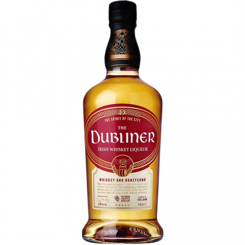 Dubliner Irish Liqueur Whiskey 0,7L 30%