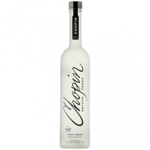 Chopin Black Wódka 1,75L 40%