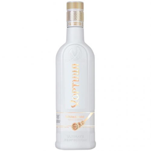 Khortytsa White & Gold Wódka 0,5L 40%