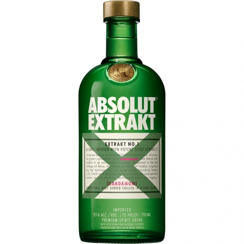 Absolut Extrakt Wódka 0,7L 35%