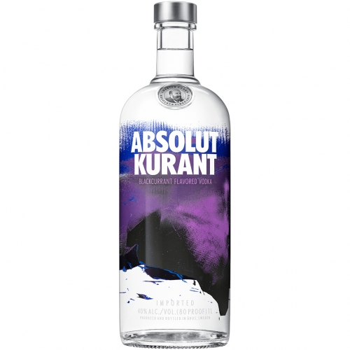 Absolut Kurant Wódka 0,5L 40%