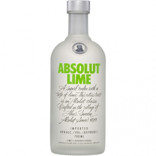 Absolut Lime Wódka 0,7L 40%