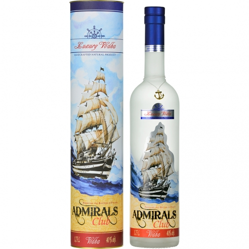 Admirals Club Wódka 1,75L 40%