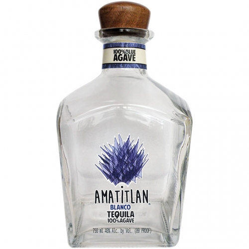 Amatitlan Blanco Tequila 0,75L 40%