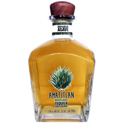 Amatitlan Reposado Tequila 0,75L 40%