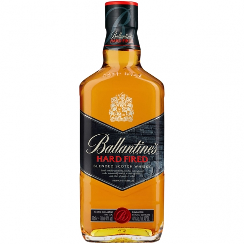 Ballantine's Hard Fired Whisky 0,7L 40%