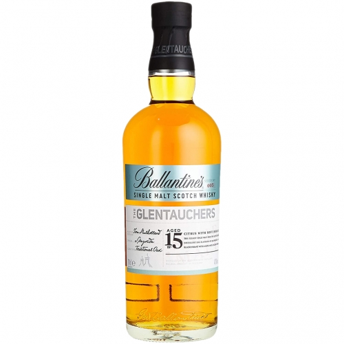 Ballantine's The Glentauchers 15YO Whisky 0,7L 40% + tuba