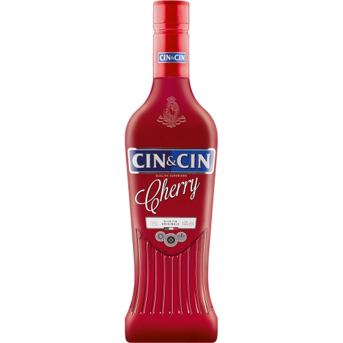 Cin Cin Cherry Vermouth 0,5L 15%