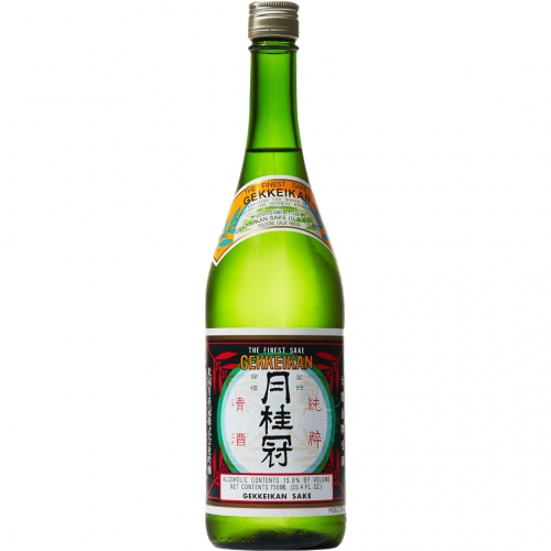 Gekkeikan Traditional Sake 0,75L 14,6%